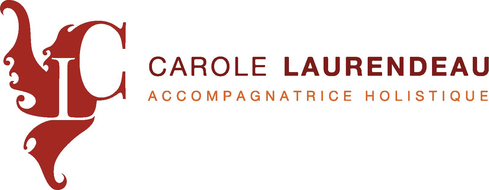 logo carole laurendeau long